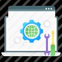 web, services, web setting, web development, web service, site maintenance, tech service