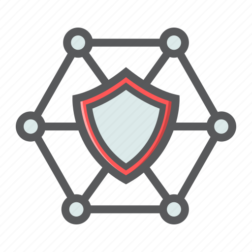 Data, development, network, protection, security, seo, shield icon - Download on Iconfinder