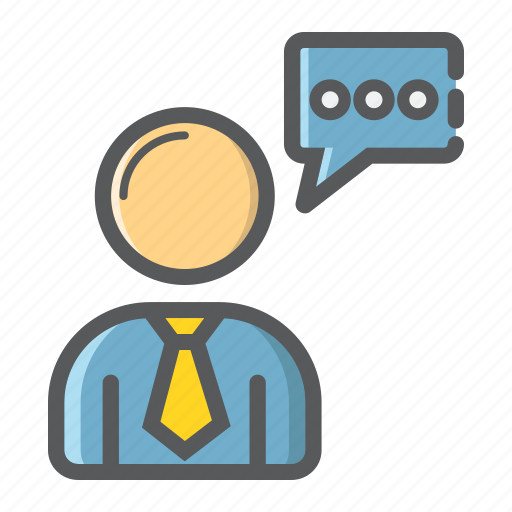 Businessman, consulting, development, person, seo, service, support icon - Download on Iconfinder