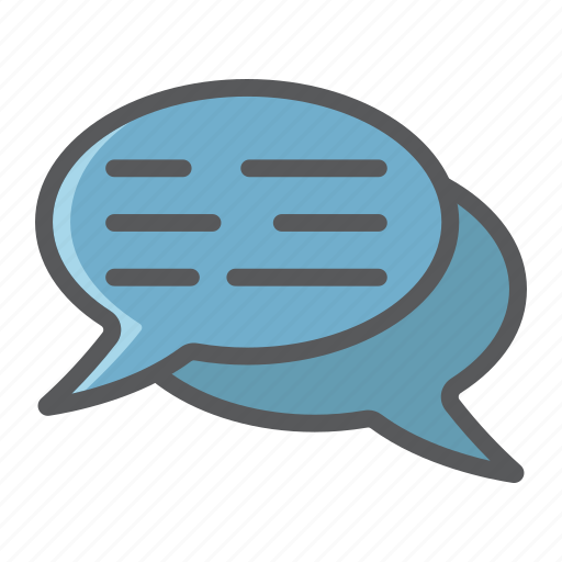 Bubble, chat, communication, dialog, message, seo, speech icon - Download on Iconfinder