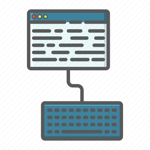blogging, browser, copywriting, development, keyboard, marketing, seo icon