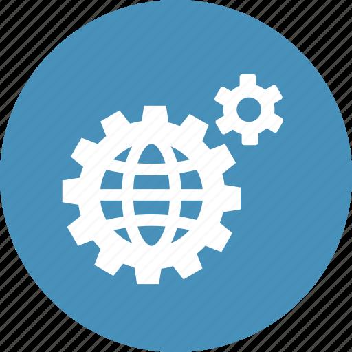 development, internet, line, network, seo, web icon