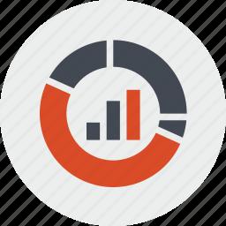analysis, business, chart, internet, line, market icon
