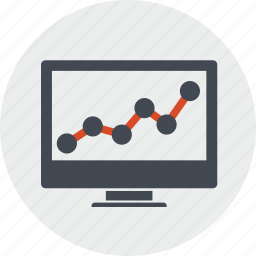 internet, line, monitoring, seo, website icon