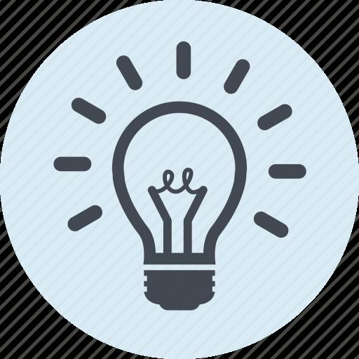 creative, idea, innovation, line, new, smart icon
