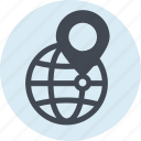 internet, local, location, navigation, seo, social media, website icon