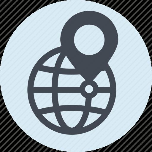 internet, local, location, navigation, seo, social media, website icon