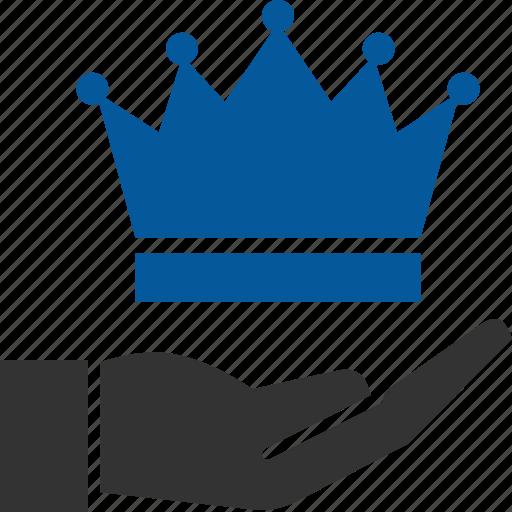 achievement, premium, services icon