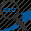 seo, service, ad, services icon