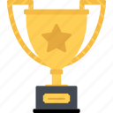 achievement, cup, prize, victory icon