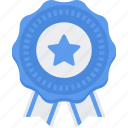 achievement, badge, prize, victory