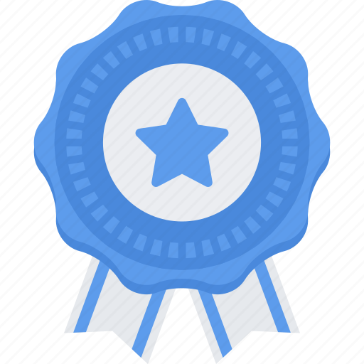 achievement, badge, prize, victory icon