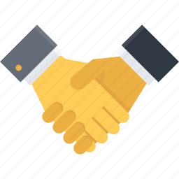 arm, hand, handshake, partnership icon