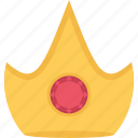 crown, optimization, premium, service icon