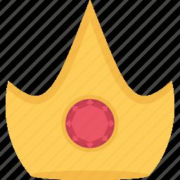 crown, optimization, premium, service icon