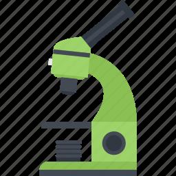microscope, research, search, study icon