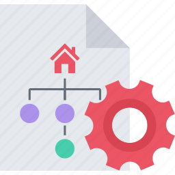 optimization, site, site structure, structure icon