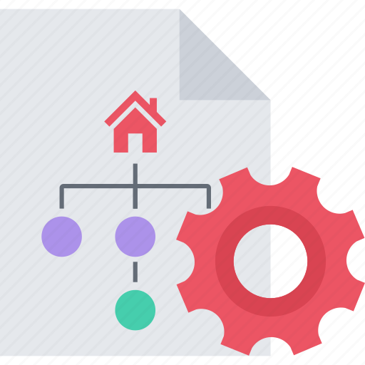 optimization, site, site structure, structure icon