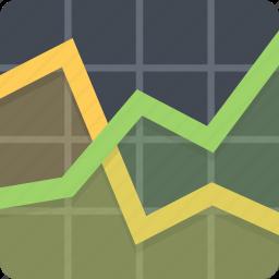 chart, graph, statistic, statistics icon