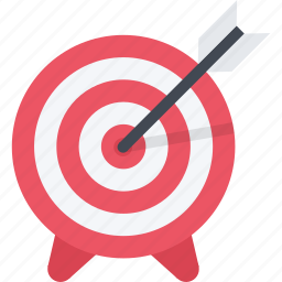 arrow, targen auditory, target, targeting icon
