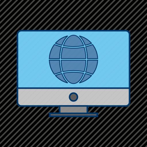 search, web, website icon
