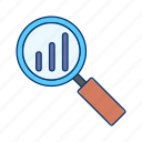 analysis, analytics, growth, ranking icon