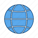 address, earth, globe, map, planet, site icon