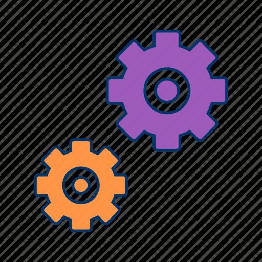 cogwheel, configure, gear, settings, technical, web icon