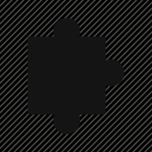 concept, jigsaw, leisure, piece, puzzle icon