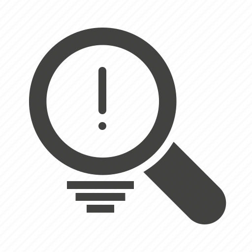 analysis, digital, find, glass, magnifier, magnifying, search icon