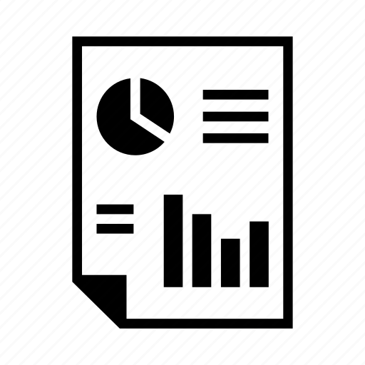 campaign, charts, documentation, optimization, report, seo icon