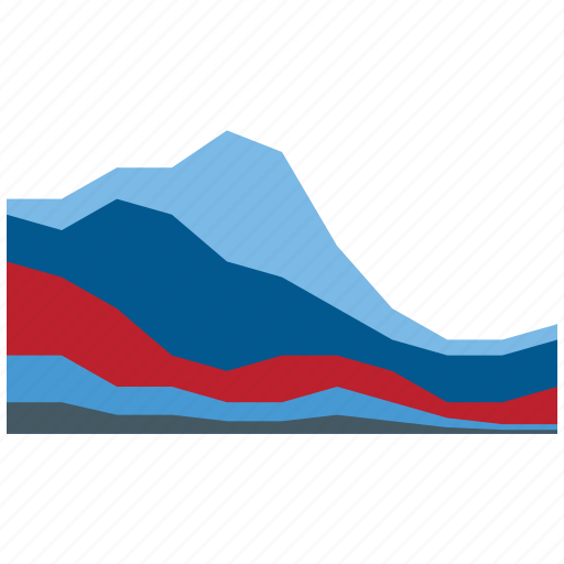 analytics, bar, business strategy, responsive design, seo tools icon