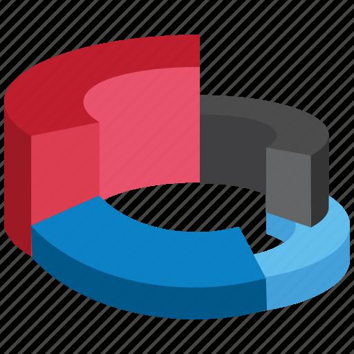 analytics, business strategy, radial, responsive design, seo tools icon