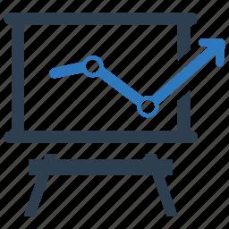 business, chart, data, finance, graph, report, statistics icon