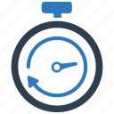 alarm, clock, event, schedule, time, timer, wait icon