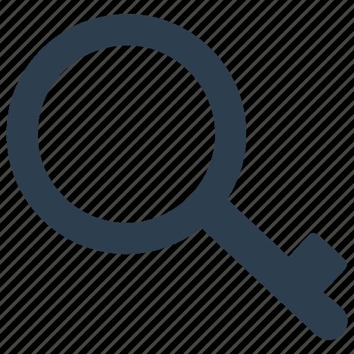 key, keyword, keyword search, protection, search icon