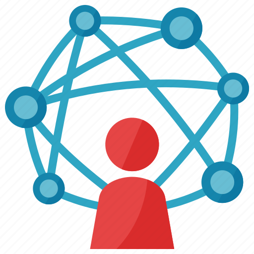 community, connection, network, user icon