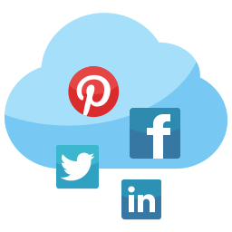 cloud computing, communication, connection, internet, seo, social media cloud, twitter, web icon