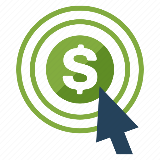 advertising, click, internet advertising, marketing, money, pay per click, payment icon