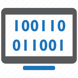 code, coding, custom, development, html, programming, web icon