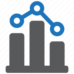 graph, keyword, marketing, rank, ranking, rankings, seo icon