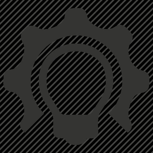 concept, development, idea, seo optimization icon