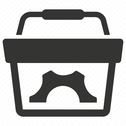 e-commerce, shopping, solution icon