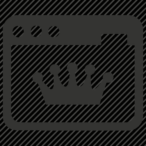 rank, reputation, website icon