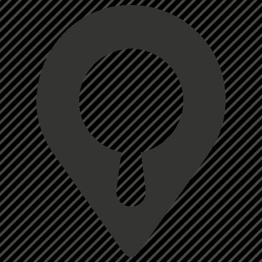 local seo, location, map, search icon