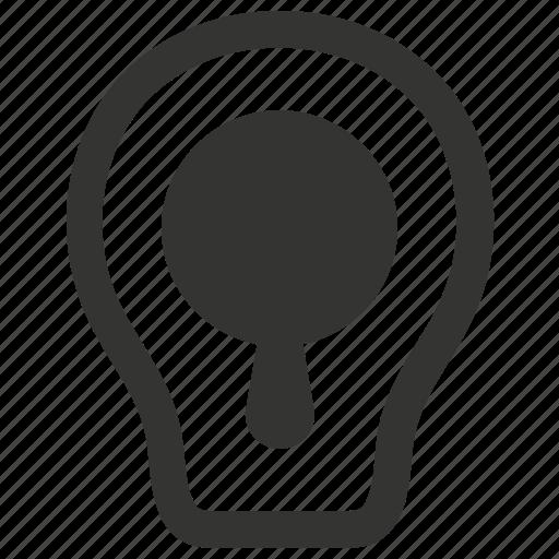 idea, search, seo, solution icon