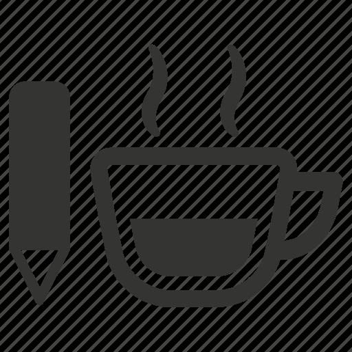content writing, copywriting icon