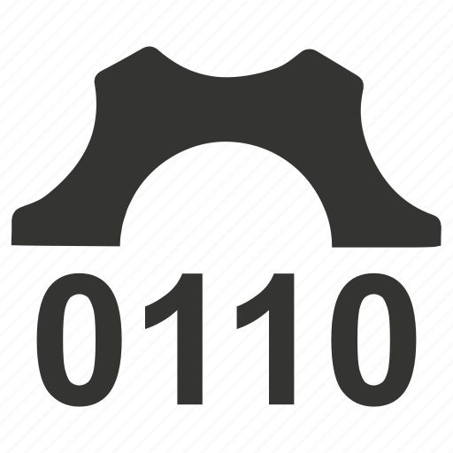 custom coding, development, programming, software, web icon