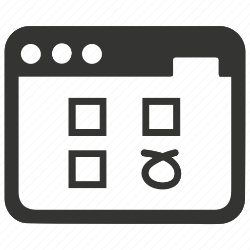 online survey, questionnaire, survey, web surveys icon
