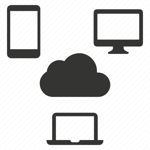 cloud computing, connectivity, network, share icon